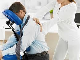 Corporate Massage Program